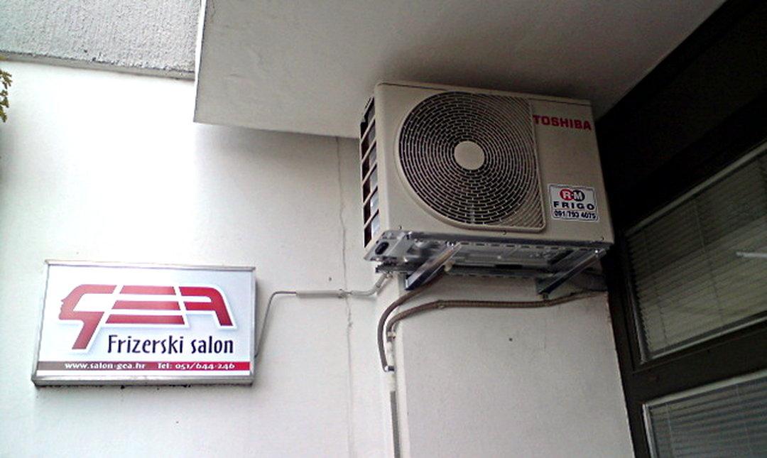 Klima uređaji od 12000 BTU u Rijeci.