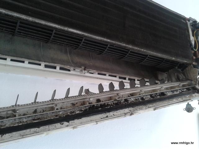 demontaža-generalni-periodični-servis-klime-kadice-skidanje-godišnji-turbine-ventilatora-R-M-FRIGO-rijeka-okolica-istra-otoci-PGŽ-dezinfekcija