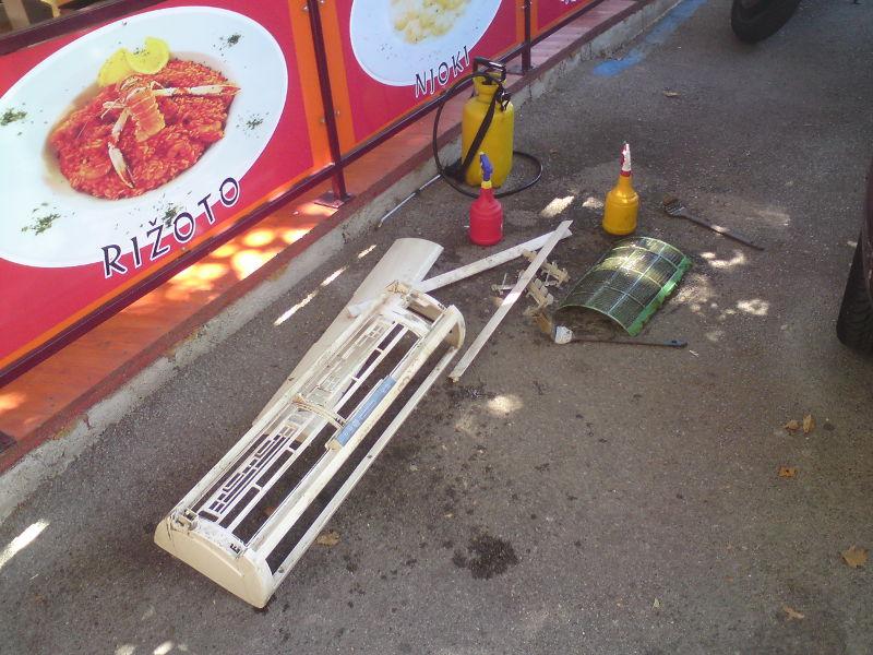 Servis klima uređaja - Rijeka