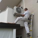 montaža ugradnja klima uređaja