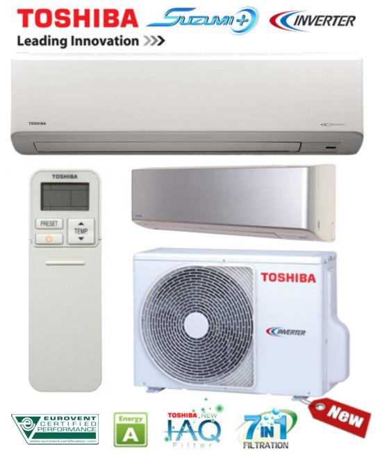 klima uređaj toshiba suzumi-plus-RAS-B-N3KV2-inverter-prodaja-ugradnja-montaža-rijeka