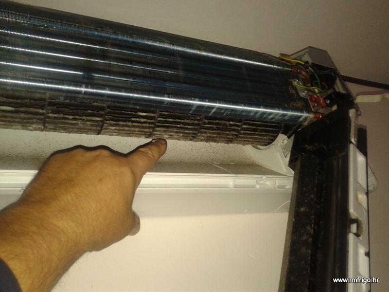 servis klima uređaja r-m frigo rijeka
