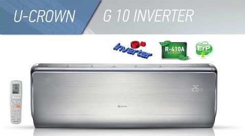 klima uređaj gree u-crown-g-10-inverter-wi-fi