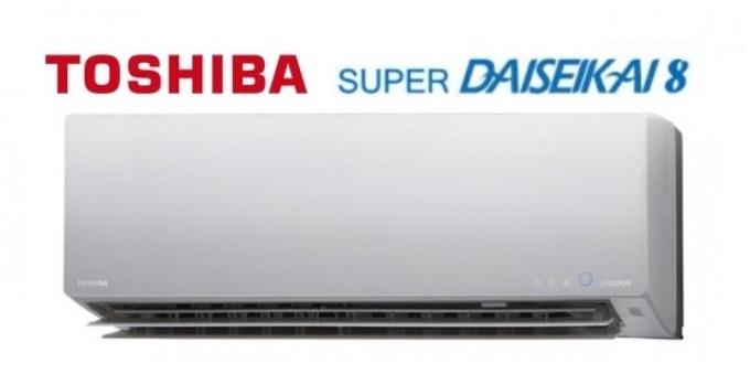 toshiba klima uređaji super daisekai 8