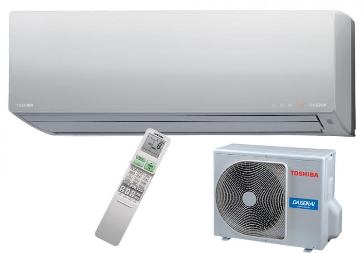 toshiba klima uređaj super daisekai 8
