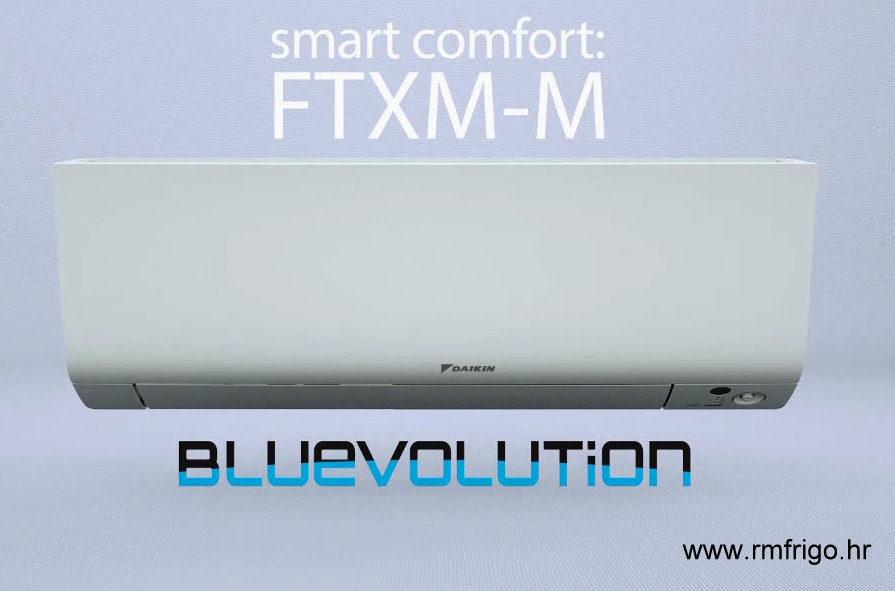 daikin bluevolution ftxm-m R-32
