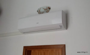 klima uređaj hitachi