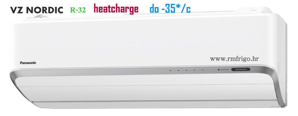 panasonic klima uređaji nordic vz-ske-heatcharge