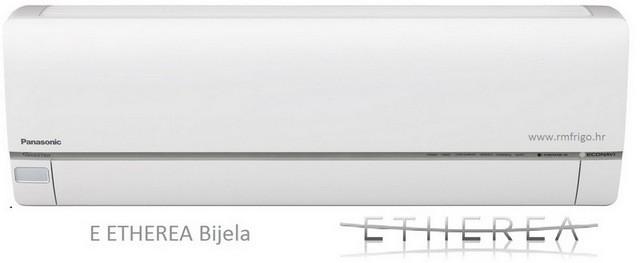 panasonic klima uređaji e-qkew-etherea bijela rijeka