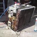 popravak-klime-klima-unutarnja-vanjska-jedinica-instalaci-R-M FRIGO-Rijeka-otok-krk-Istra-kvar-uredaja-varenje-pušta-freon-R410-R32-R407-radna-tvar-plin-dopuna-tlačenje-dušikom-N-ventilator-elektronika